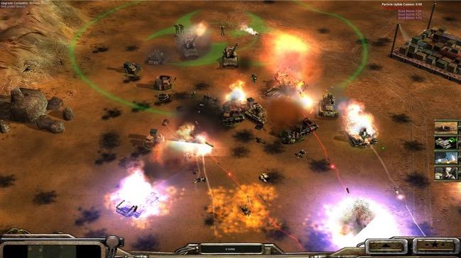 Command and Conquer Generals Deluxe Edition Mac screenshot 001