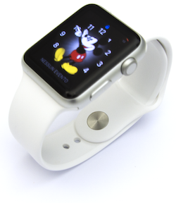 voci topolino apple watch