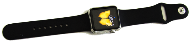 Apple Watch inox 38 mm