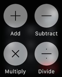 Calcbot Force Touch