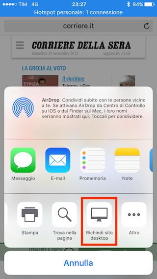 IOS 9 sito desktop 002