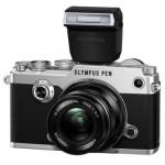 Olympus PEN-F, fotocamera dal design classico, ma con tecnologia digitale