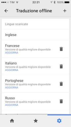 Google Traduttore Per Ios Ora Effettua Traduzioni Offline Ma
