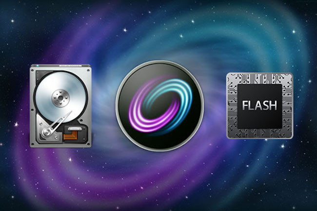 Fusion drive image