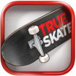 Giochino vecchio, ma sempre divertente: True Skate per iOS si scarica gratis