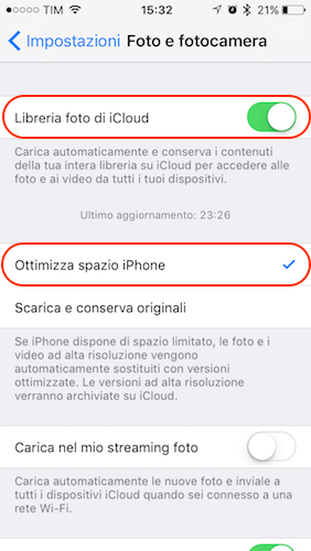 e conserva originali iphone