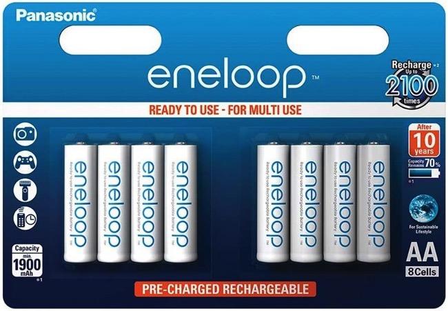 Enelooop 8 AA Amazon