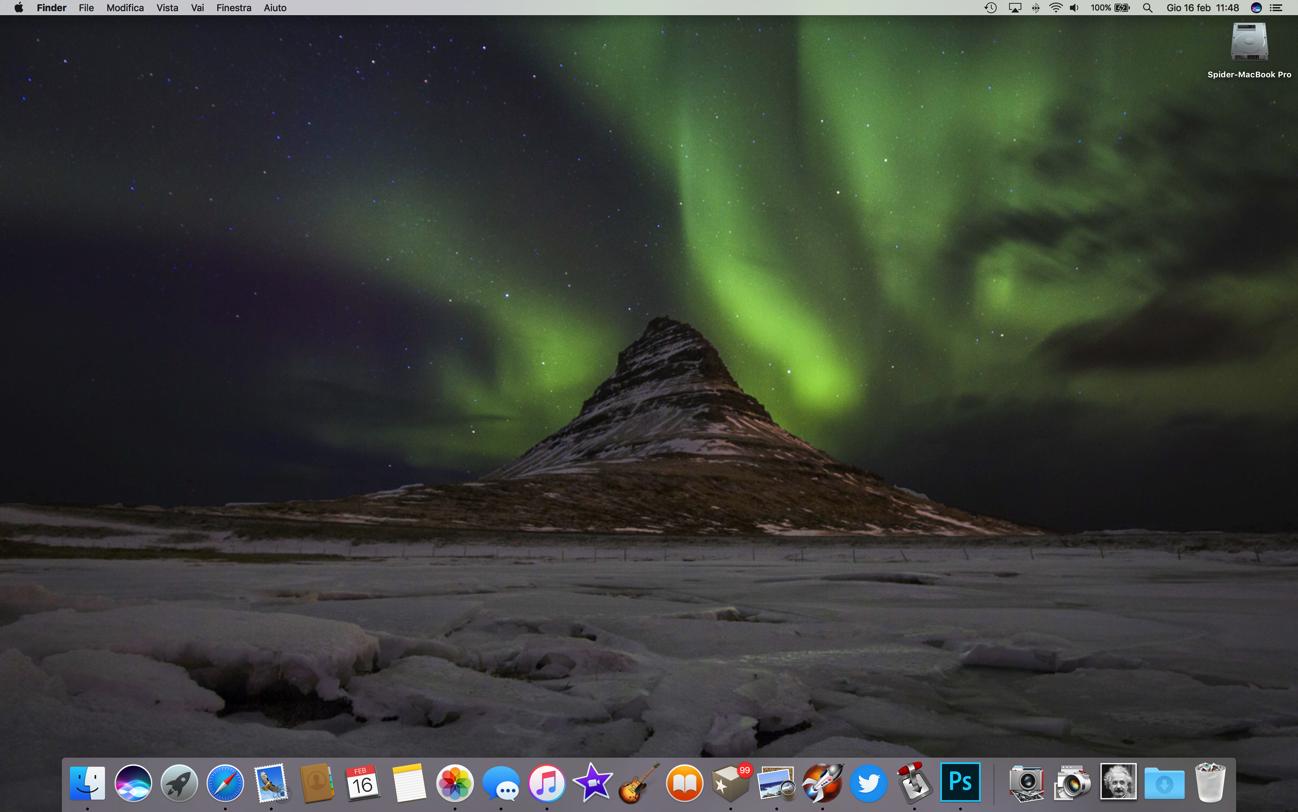 Paesaggi invernali 14 spettacolari foto del national for Immagini spettacolari per desktop