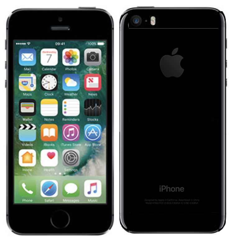 IPhone SE Jet Black