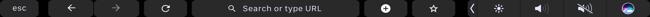 Chrome Touch Bar shortcuts