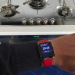 Apple Watch è anche un timer da cucina