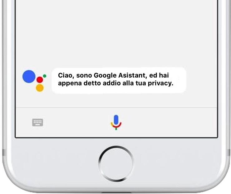 Google Assistant iOS