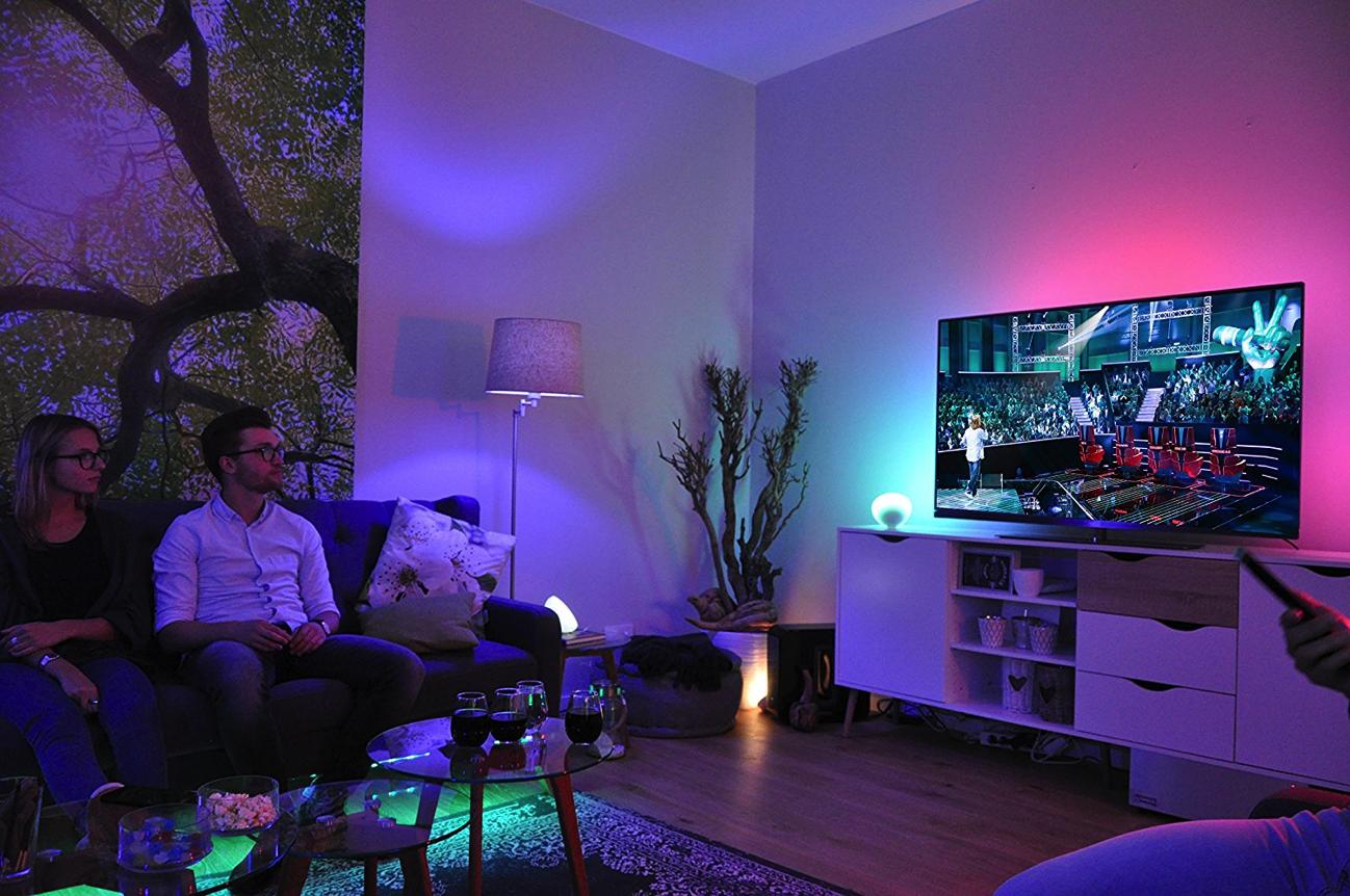 philips hue go lampada portatile wireless compatible con homekit in offerta a 65 28. Black Bedroom Furniture Sets. Home Design Ideas