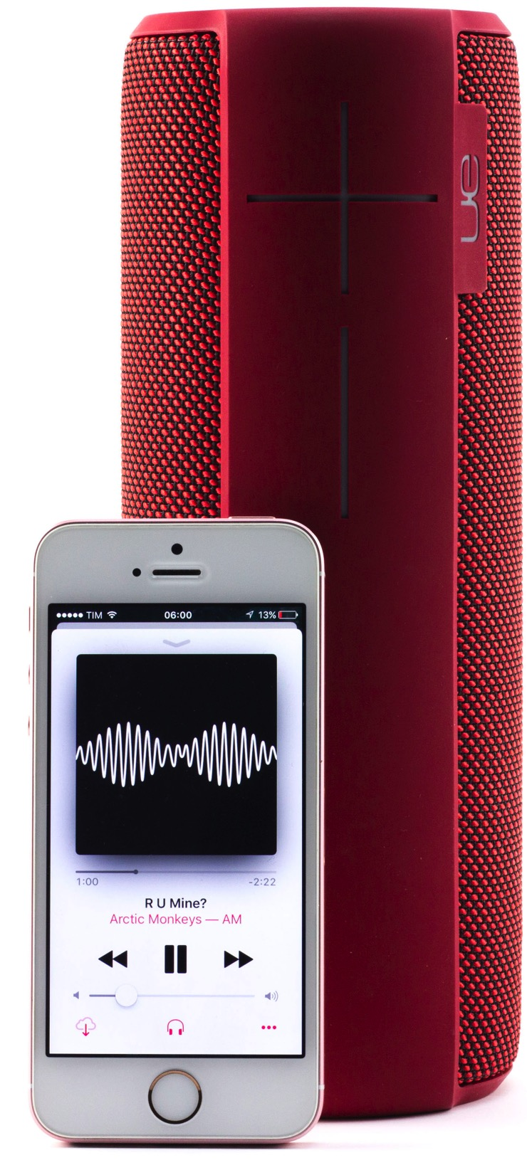 UE Megaboom iPhone