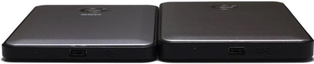 G DRVE slim SSD confronto