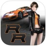 """Apple regala Ridge Racer Slipstream gioco corse d'auto """"vecchia scuola"""""""