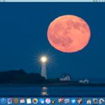 Piena e rossa, la Luna al top della bellezza: 11 sfondi per Mac