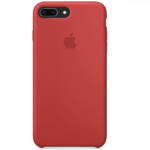Recensione: Custodia in silicone per iPhone 8 Plus e 7 Plus (PRODUCT) RED di Apple