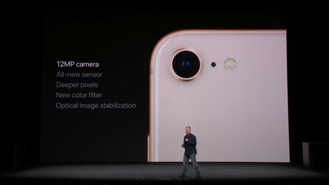 Fotocamera iPhone8