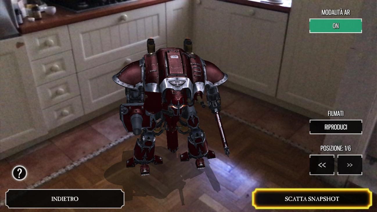 Warhammer Ar 002