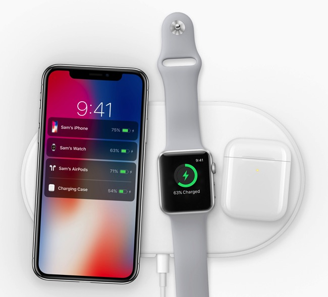 Iphonex charging dock pods 2