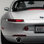 Una BMW Z8 appartenuta a Steve Jobs sarà venduta all'asta