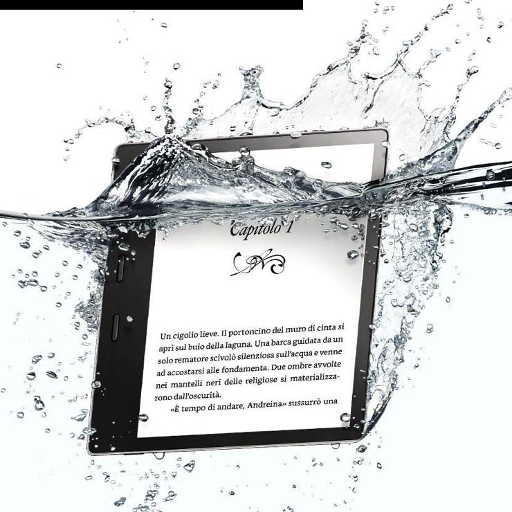 Kindle oasis 2018