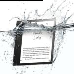 Amazon presenta il Kindle Oasis sottile come un foglio di carta