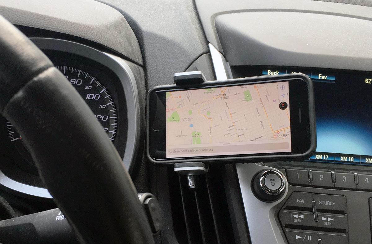 Belkin supporto auto iPhone