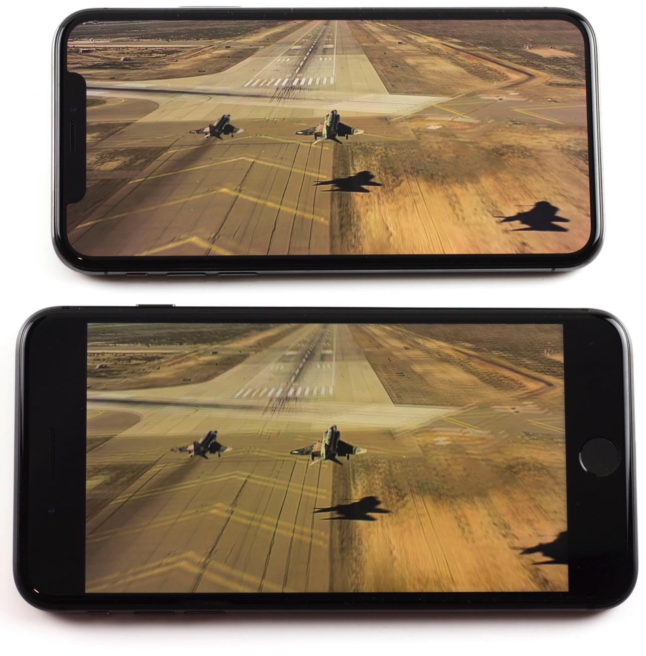 Test batteria iPhone X iPhone 8 Plus
