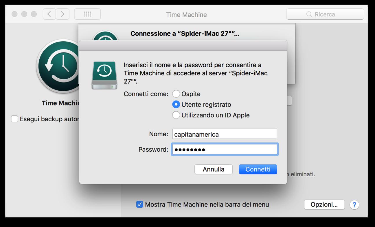 Time Machine Server High Sierra 007