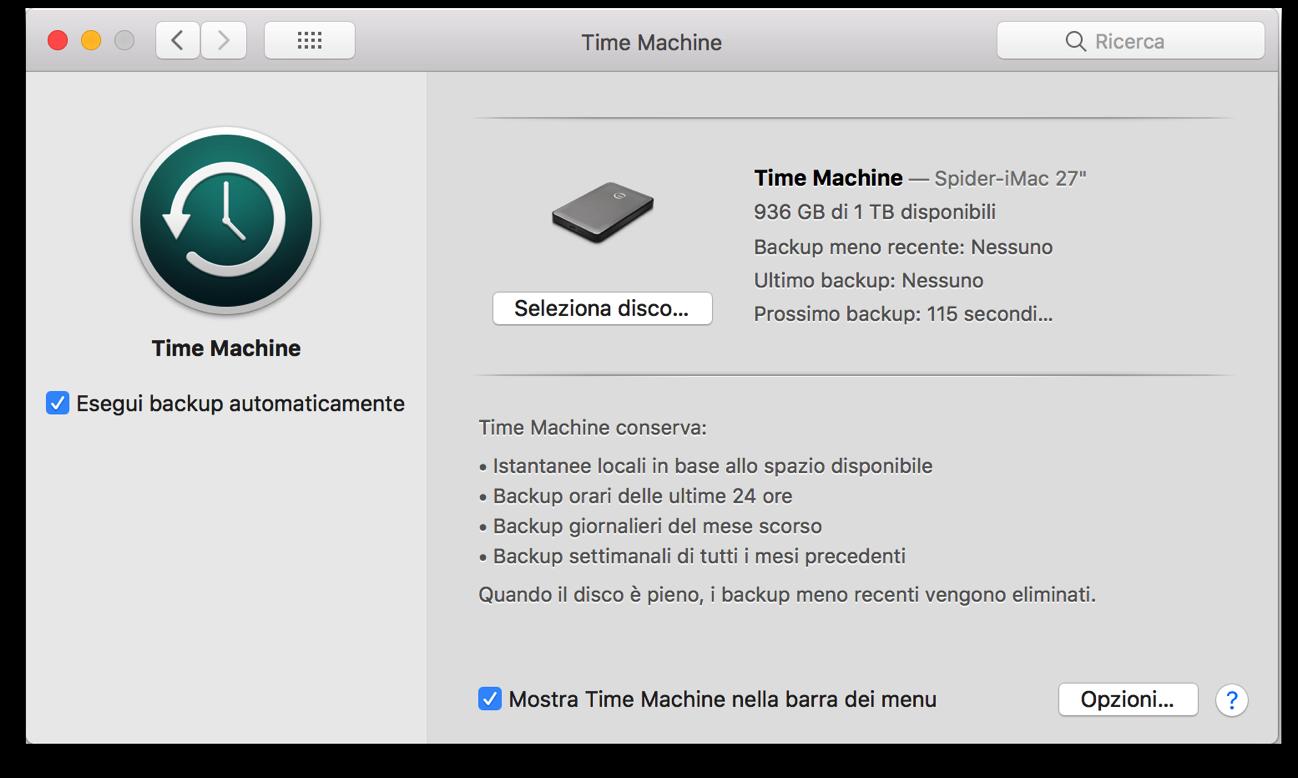 Time Machine Server High Sierra 008