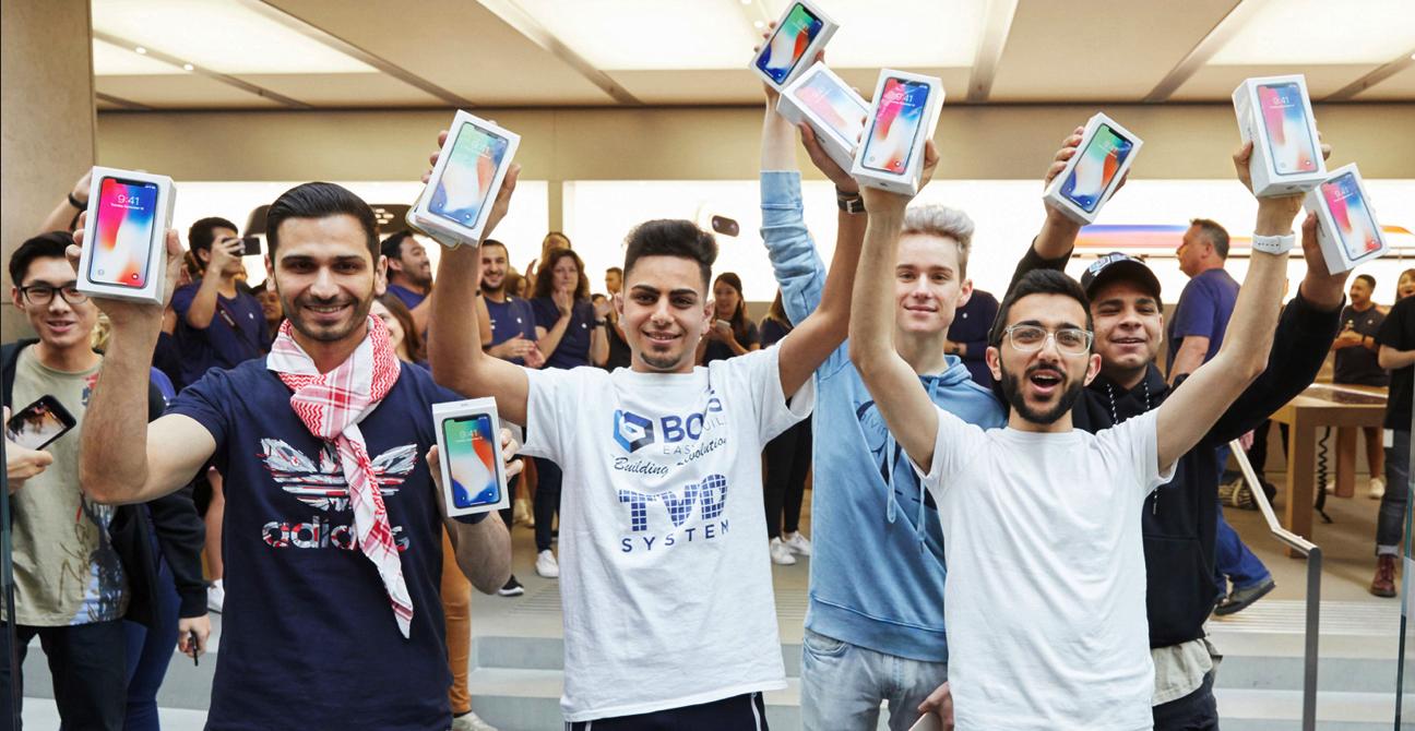 IPhone X in vendita
