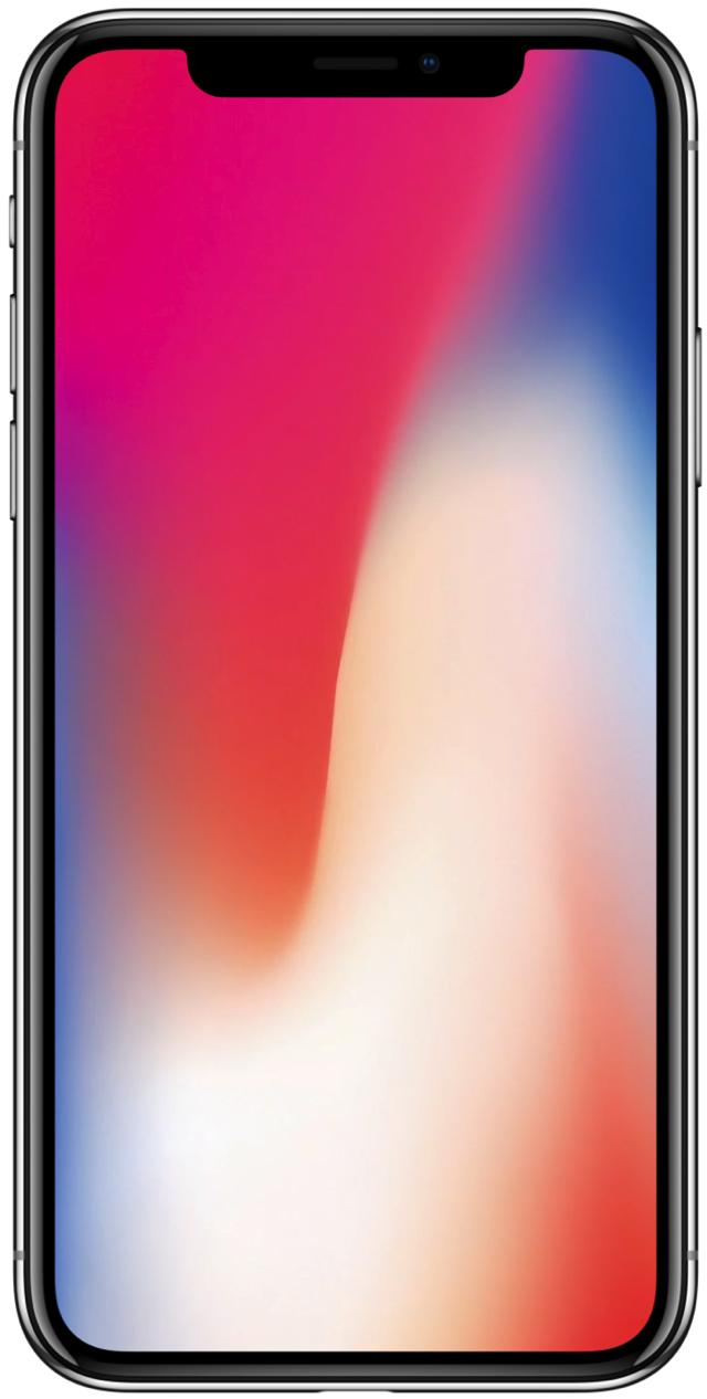 IPhone X tacca