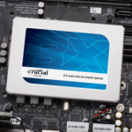 Il miglior upgrade per Mac: Crucial SSD BX300 a partire da €50 spese spedizione incluse