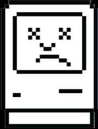 Unhappy Mac