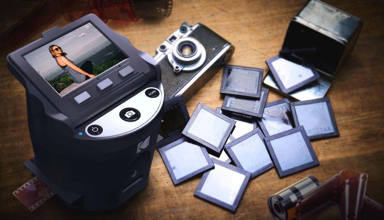 Kodak scanza Mac