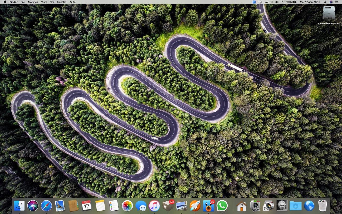 Natura vista dall alto 10 spettacolari foto del national for Immagini spettacolari per desktop