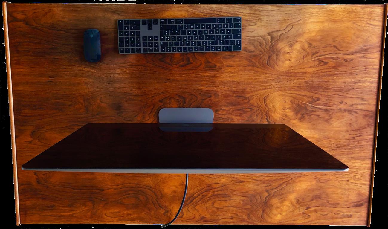 Scrivania iMac Pro