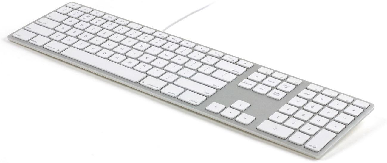 Tastiera matias RGB