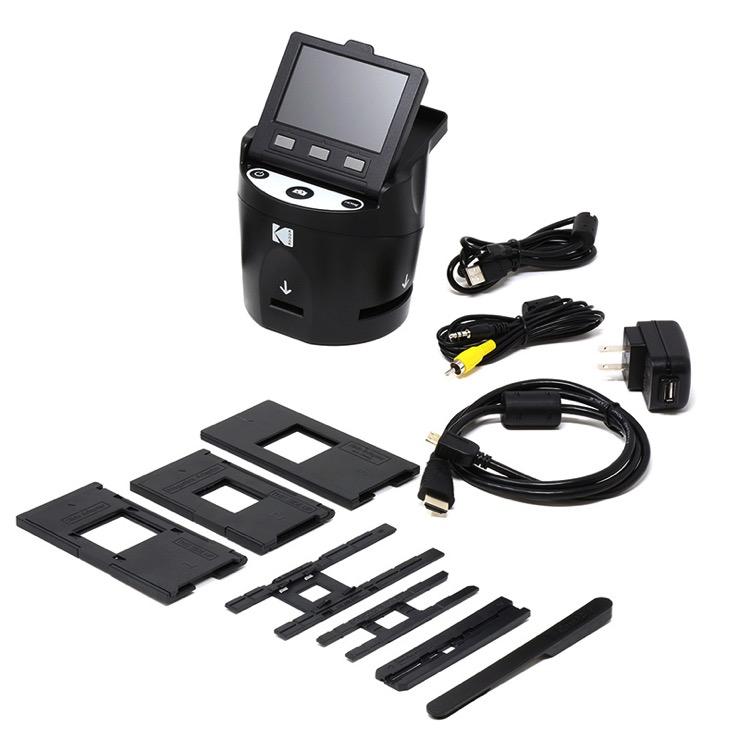 Kodak scanza box