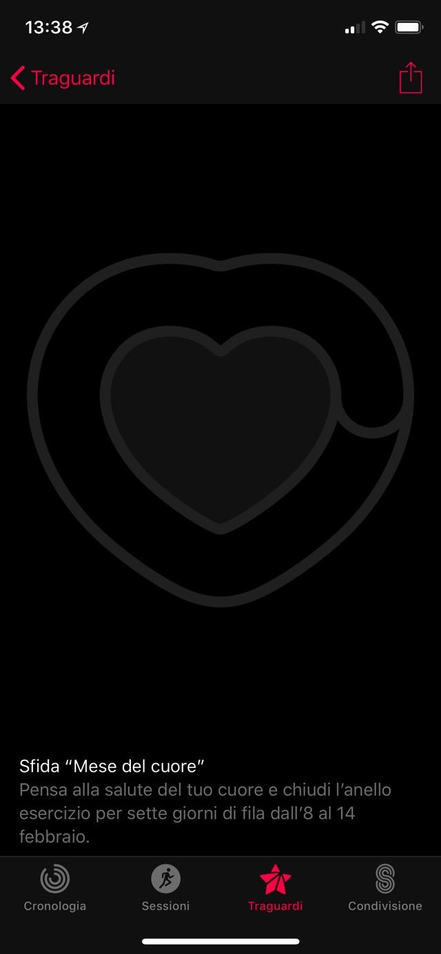 Sfida mese del cuore