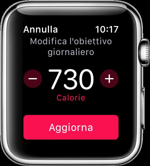 Watchos3 activity update move goal