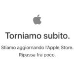 Apple Store non raggiungibile a poche ore dallo Special Event 27 marzo
