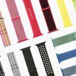 Apple annuncia la nuova collezione primaverile di cinturini per Apple Watch