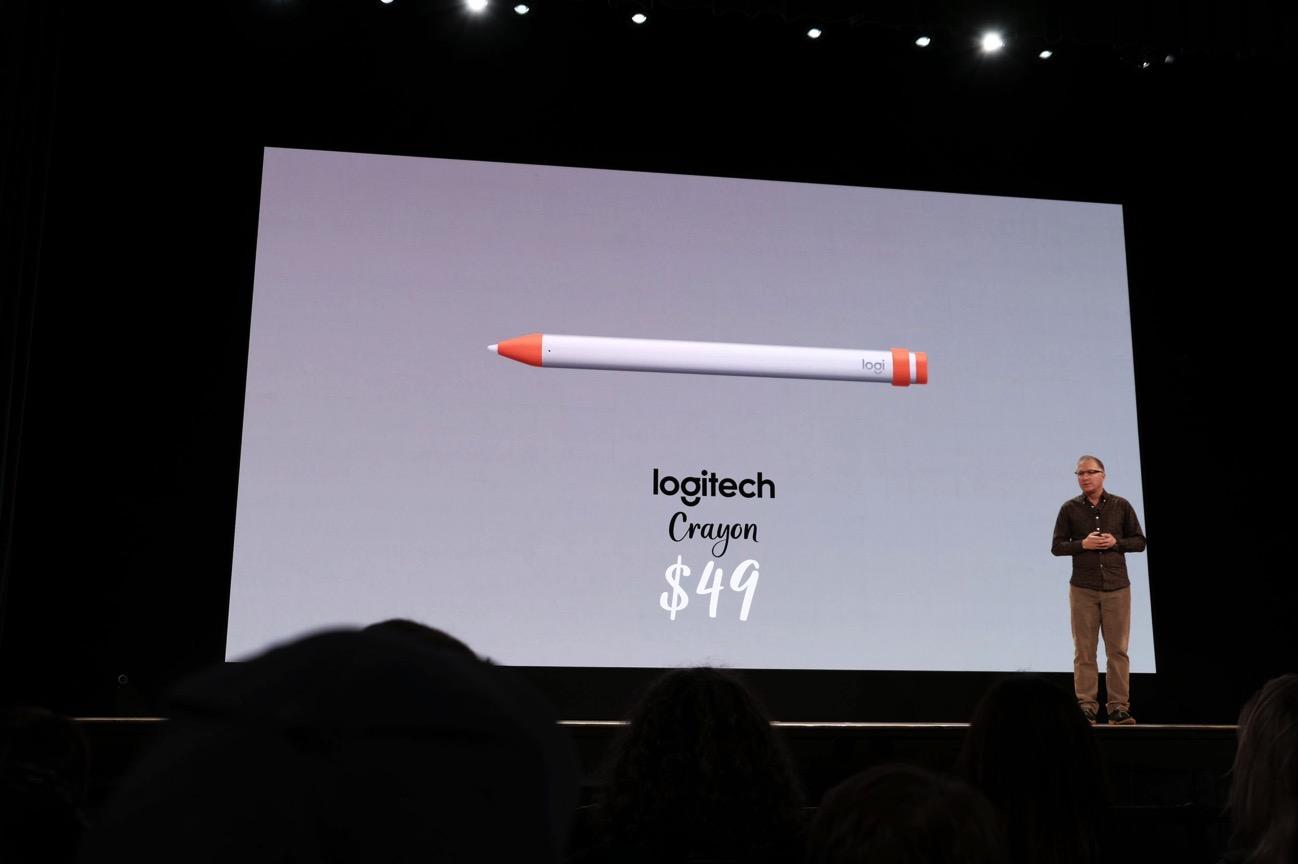 Logitech crayon 49