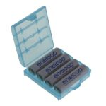 Panasonic Eneloop AA, 4 batterie ricaricabili con custodia a €10,61 (-15%)