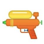 Adesso anche i dispositivi Android utilizzano la pistola ad acqua