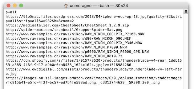 Il Mac ricorda tutti i download, come cancellare la cronologia