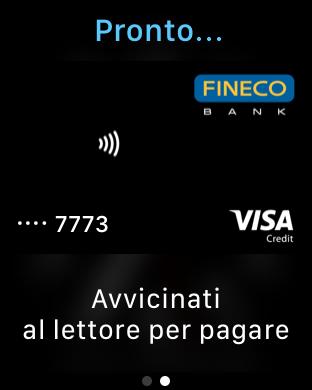 Fineco Apple Watch